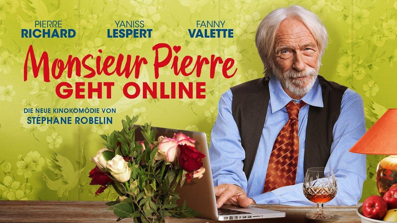 monsieur geht online