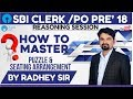 How To Master Puzzle & Seating Arrangement | Radhey sir