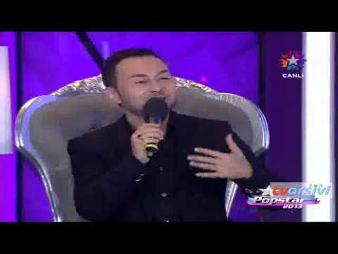 Serdar Ortaç - Bülent Ersoy Kavgası - POPSTAR 2013