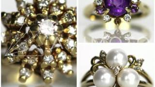 What Does it Mean to Wear Gently Loved Vintage Jewelry  HD