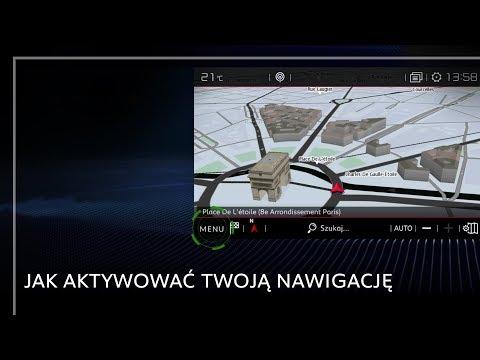 Tutorial Aktywacji Nawigacji V2 Z PeugeotConnect