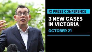 Victoria records three new coronavirus cases   ABC News