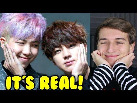 BTS Namjin Moments Reaction (BTS Namjoon / Rap Monster and Jin)