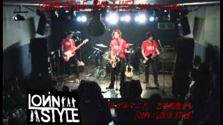 LOVIN STYLE 9h LIVE 2012.04.28(sat) SET LIST 19.