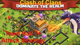 Clash of Clans- Best Farming Army Townhall 7+ (Works for most others too.)