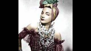 Carmen Miranda - Dona Balbina (1929-1930)