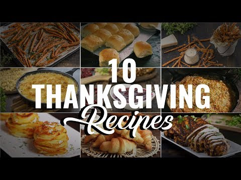 Jonny Hartwell - LIST: The Top Thanksgiving Recipes On The Internet