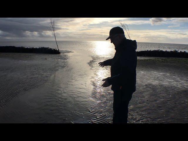 Over havbunden til Mandø - Del 2