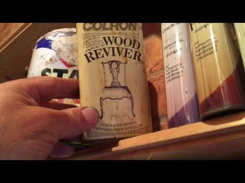 How to refurbish a wooden steering wheel Moto-Lita