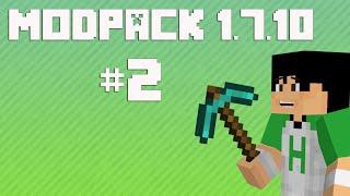 Modpack Minecraft 1.7.10 | Original e Pirata + .minecraft | Leve