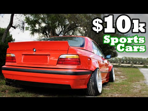 best-used-sports-cars-under-10k