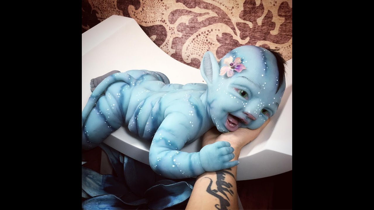 Amazing Silicone Babies Reborn Baby Dolls Realistic Baby