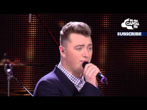 Sam Smith - Like I Can (Live at the Jingle Bell Ball)
