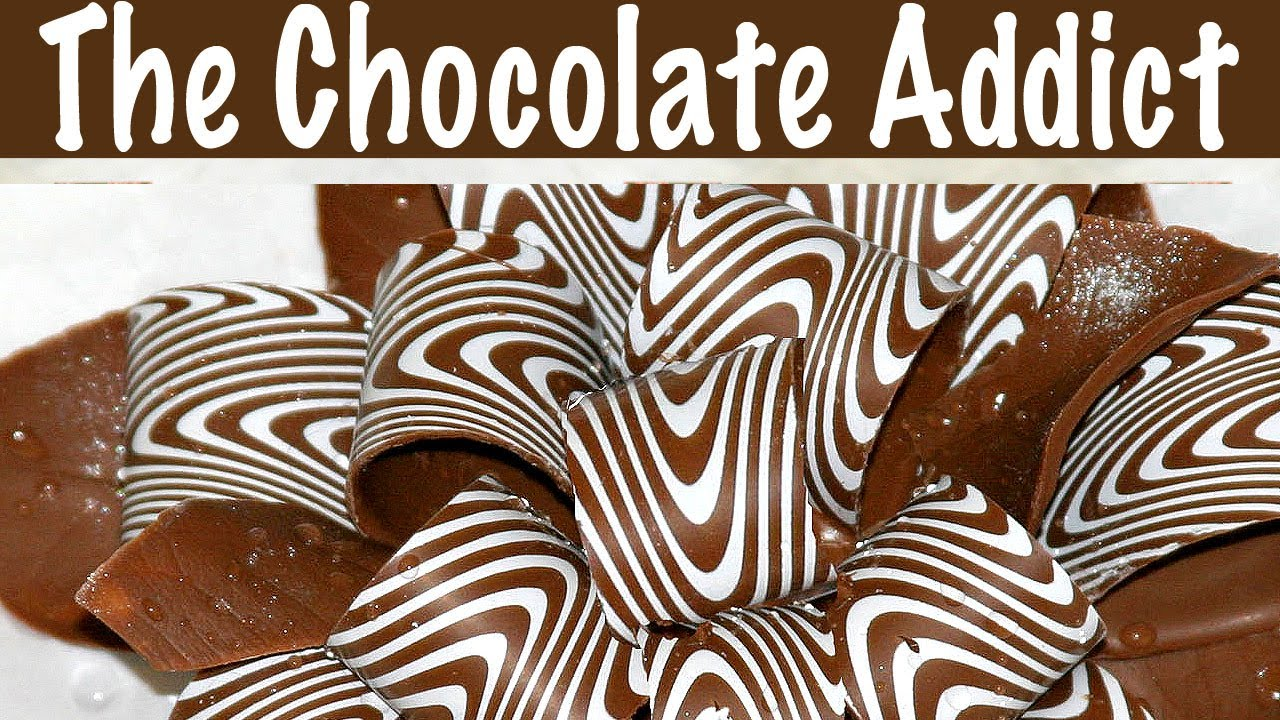 Chocolate Cake Decorations To Make