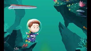 Хочу Знать ВСЕ! Подводный Мир Для Детей - Детская Энциклопедия ♥ #хочузнать