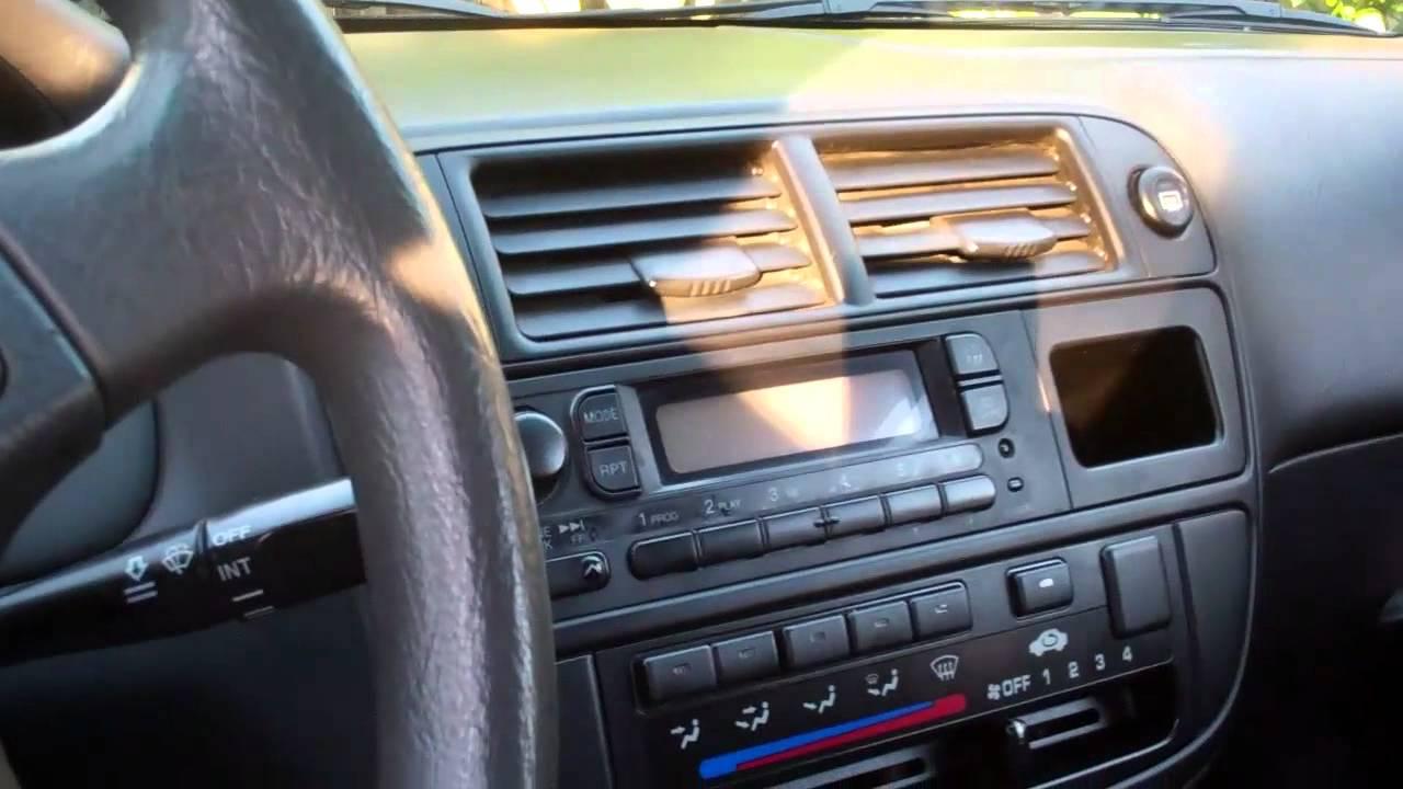 1997 Honda Civic DX Coupe