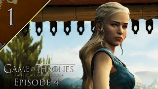 Mr. Odd - Let's Play Game of Thrones - Episode 4 - Sons of Winter - Part 1 [TellTale]