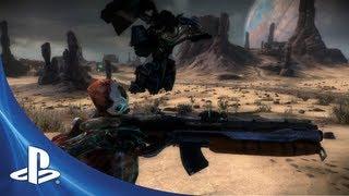 Starhawk Multiplayer Survival Guide - Build & Battle