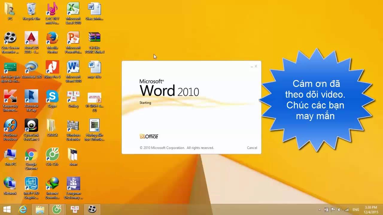 Cách sửa lỗi không mở được file word, exel, powerpoint 2010-2016 khi file bị khoá – computer 360.