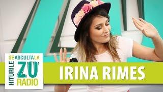 Irina Rimes Visele Live La Radio ZU