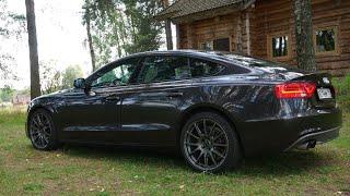 Audi A5 с пробегом 120.000 км   отзыв владельца