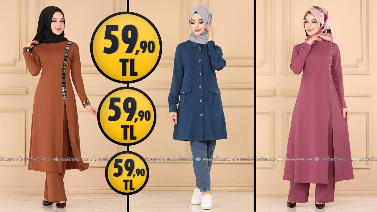 Moda Selvim 59,90 TL İndirimli Ürünler 3 [ 2020 Aralık ModaSelvim Kış Fırsatı Ürünleri ]