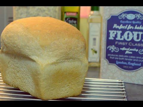 Хлеб Кирпичик   Белый хлеб в духовке    Простой рецепт   Baking with Dianatadi