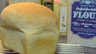 Хлеб Кирпичик | Белый хлеб в духовке  | Простой рецепт | Baking with Dianatadi