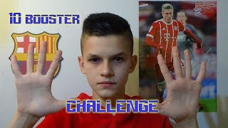 10 BOOSTER CHALLENGE   FIFA 365 2018 - Unboxing!!!