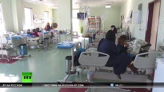 RT пообщался с иракцами, пострадавшими в результате авиаударов по Мосулу