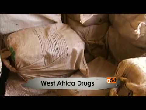 Drug Trade in West Africa