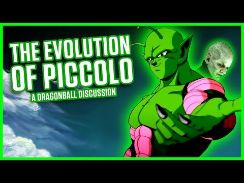THE EVOLUTION OF PICCOLO | A Dragonball Discussion
