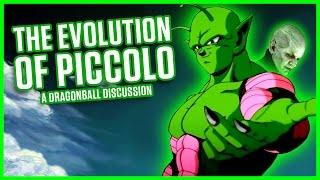 THE EVOLUTION OF PICCOLO | A Dragonball Discussion