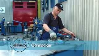 Станок сборки сигментных отводов Spiro Gorelocker Combi T