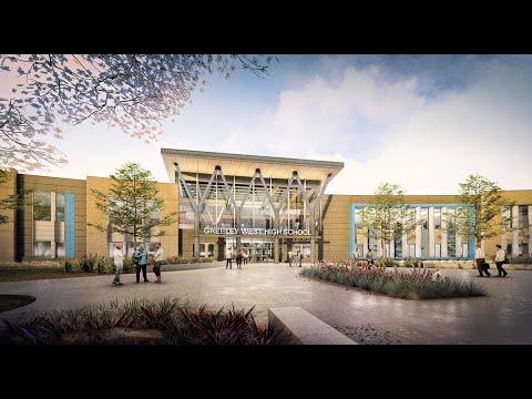 Greeley West High School Conceptual Flyover