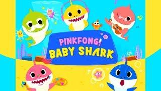 BABY SHARK / TIBURON BEBE / ENGLISH / SPANISH / BABY SHARK SONG / BABY SHARK APP / PINKFONG / HOGI