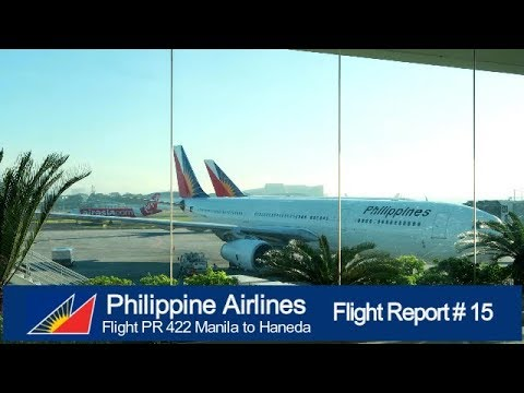 [FullHD] Flight Report # 15 | Philippine Airlines A330-300 Flight PR 422 | Manila-Haneda