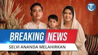BREAKING NEWS: Gibran Rakabuming dan Selvi Ananda Dikarunia Anak Perempuan