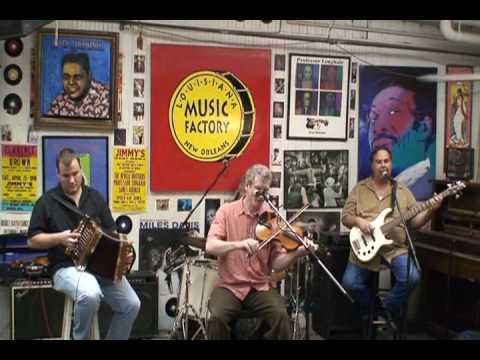 Bayou Deville @ Louisiana Music Factory 2010