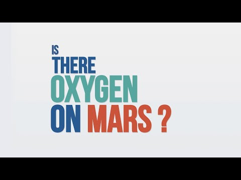 We Asked a NASA Technologist  Is There Oxygen on Mars?
