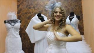 """Свадебное платье """"Мэрилин"""""""