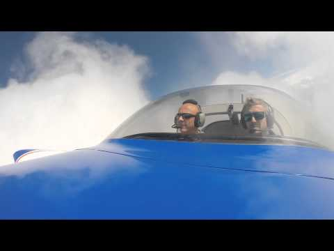 RV7 Cloud Chasing