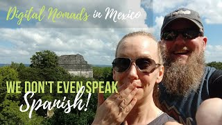 Traveling MEXICO, Cancun to Chetumal | Digital Nomad Life & Long Term Travel || AT HOME ON THE GO