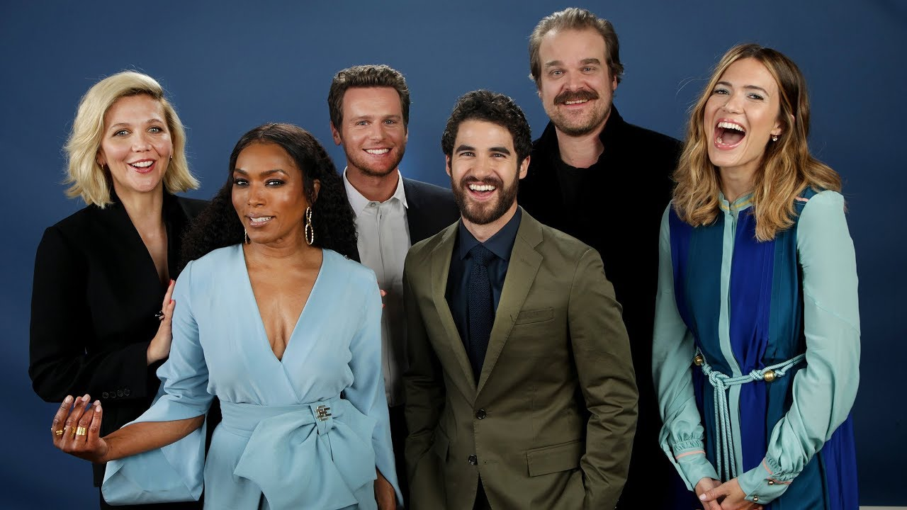 For Maggie Gyllenhaal, Darren Criss and David Harbour, the timing of landing a role is important