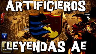 Leyendas AE vs Artificieros TOP | Martes Bélico #21 | Descubriendo Clash of Clans