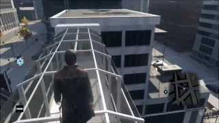 Watch Dogs - Free Roam Gameplay [HD]