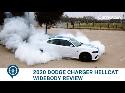 2020 Dodge Charger Hellcat Widebody Review