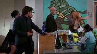 Red Band Society: Bella Thorne (Clip 1)