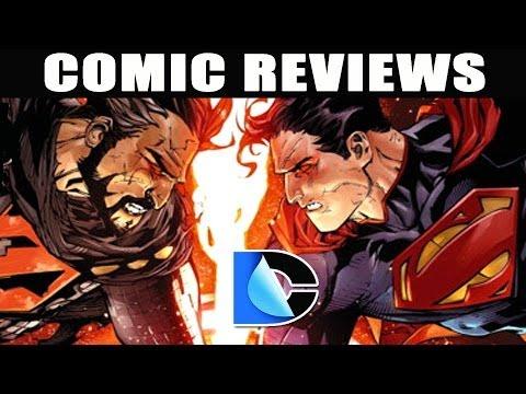 Superman Wonder Woman #6 & More DC Comic Reviews