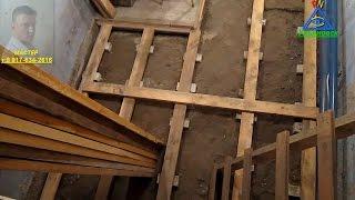 видео Из чего лучше сделать пол в деревянном доме